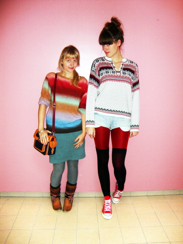 Tall & tiny - sweaters